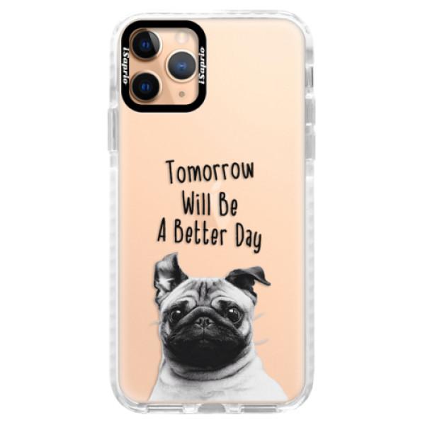 Silikonové pouzdro Bumper iSaprio - Better Day 01 - iPhone 11 Pro