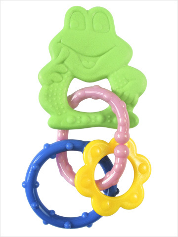 PROFIBABY Kousátko gumové + tvary
