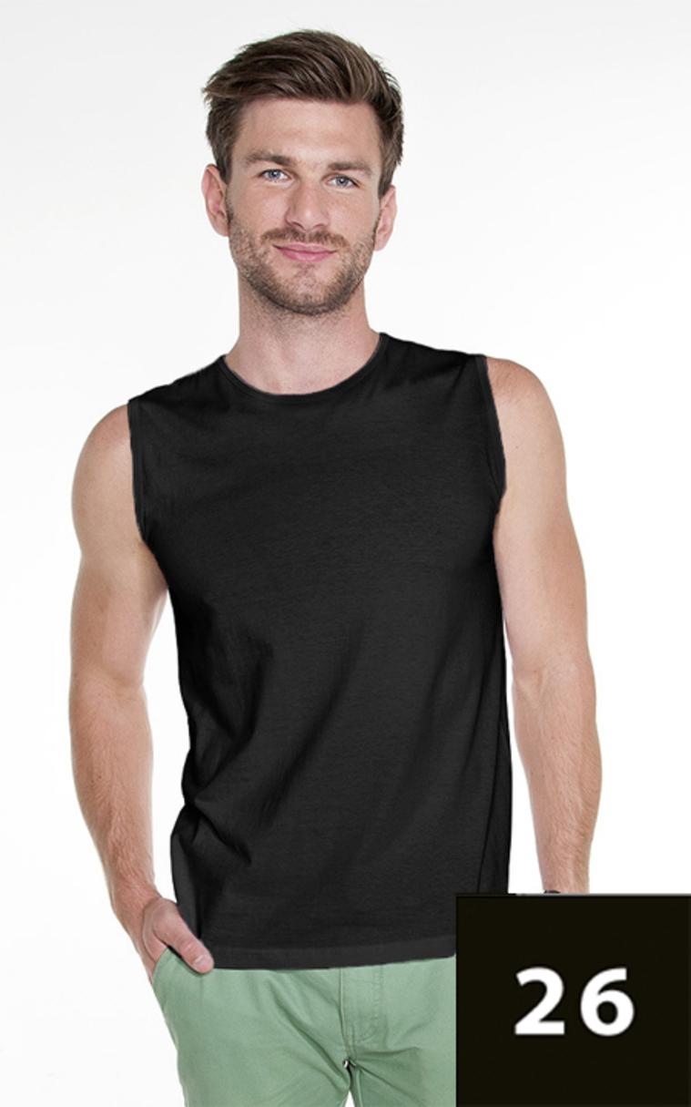 Pánské tričko bez rukávů M SHORT 21340 - PROMOSTARS