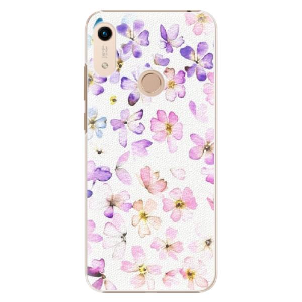 Plastové pouzdro iSaprio - Wildflowers - Huawei Honor 8A