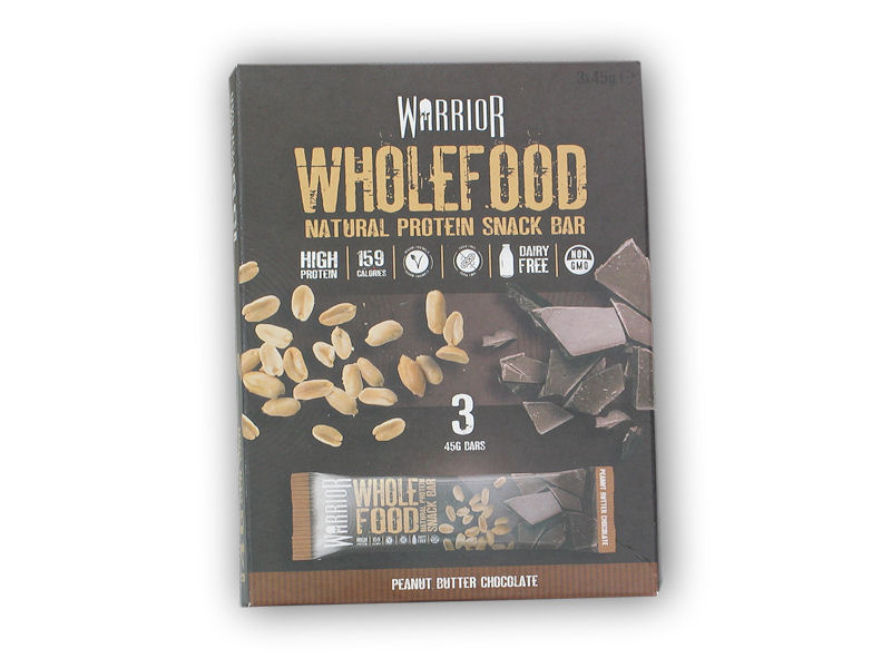Wholefood Natural Protein SnackBar