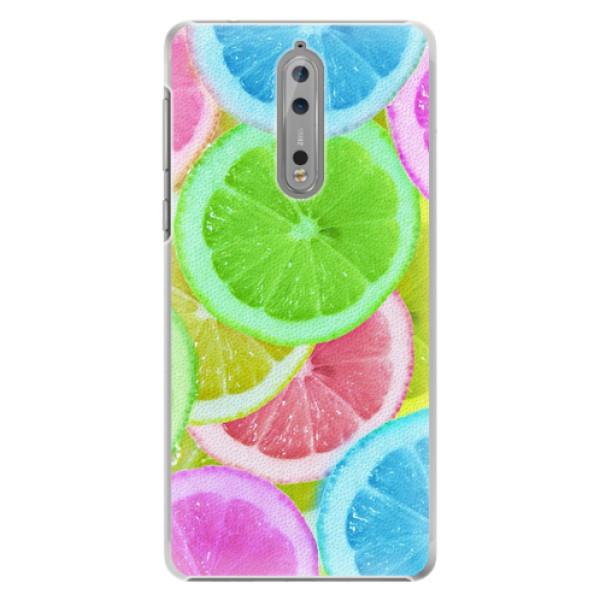 Plastové pouzdro iSaprio - Lemon 02 - Nokia 8