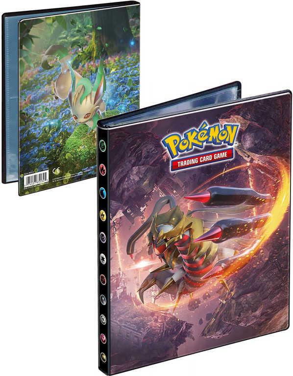 ADC HRA Pokémon SM5 Ultra Prism album sběratelské A5 pro 80 karet