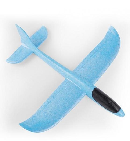 Pružné házedlo 48cm - světle modré
