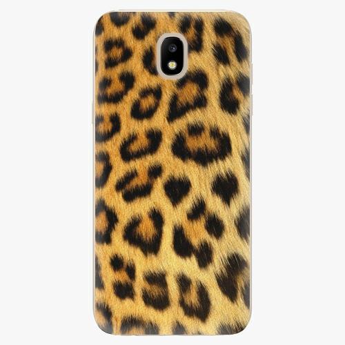 Silikonové pouzdro iSaprio - Jaguar Skin - Samsung Galaxy J5 2017