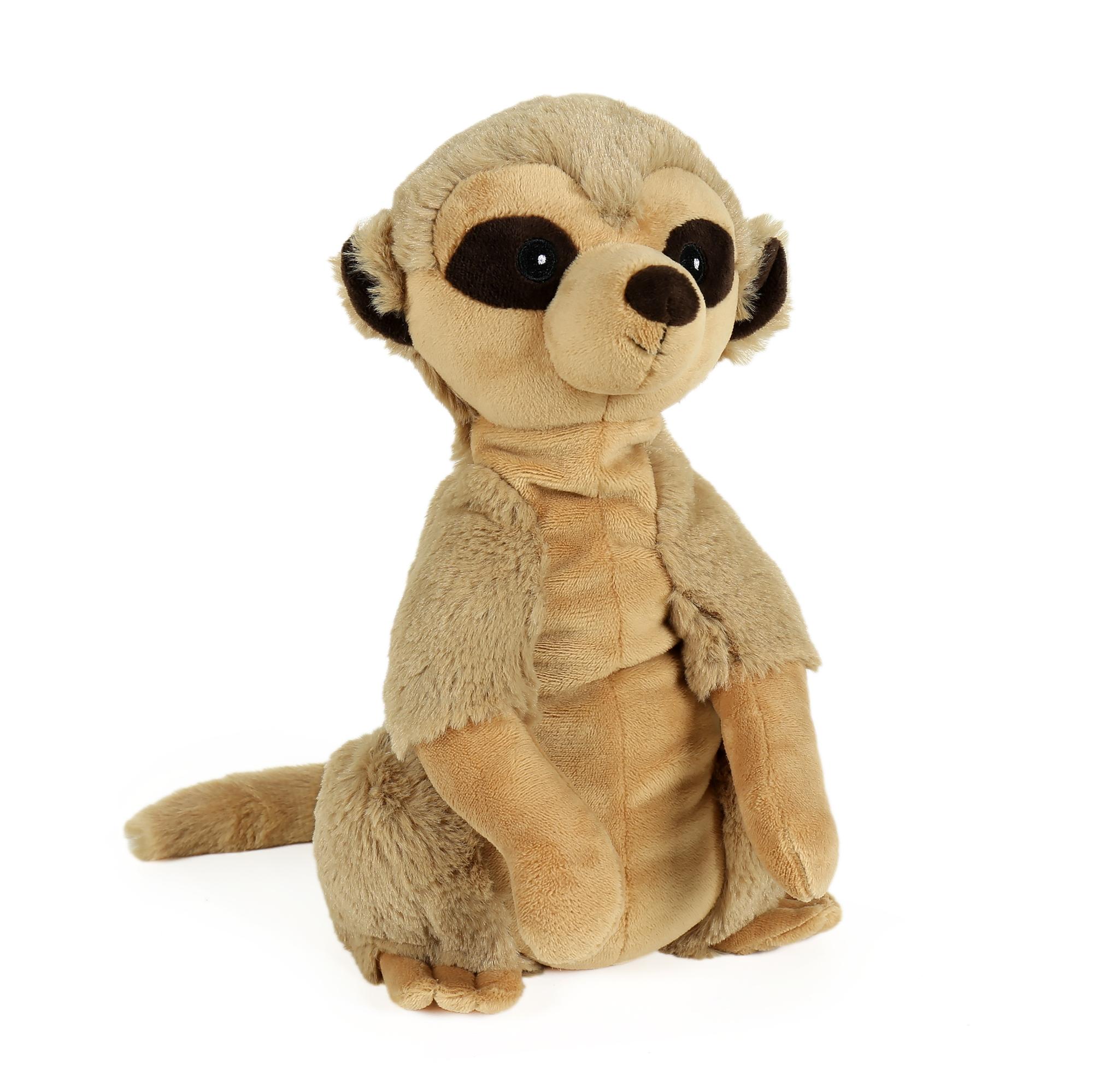 Warmies - Hřejivá mini zvířátka - Hřejivá surikata