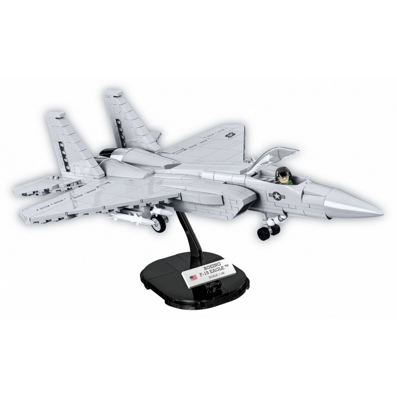 Stavebnice Armed Forces F-15 Eagle, 1:48, 590 k