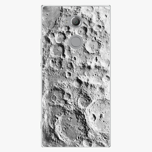 Plastový kryt iSaprio - Moon Surface - Sony Xperia XA2 Ultra