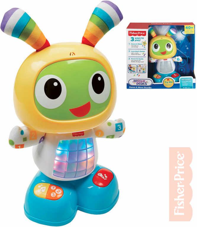 FISHER PRICE Beatbo didaktická hračka na baterie CZ