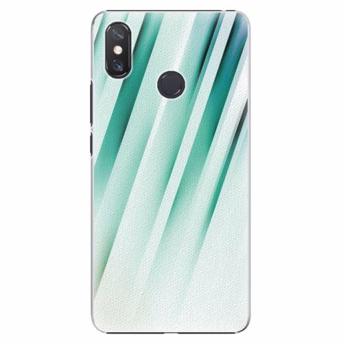Plastový kryt iSaprio - Stripes of Glass - Xiaomi Mi Max 3