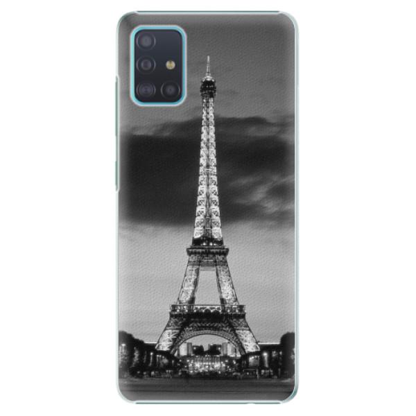 Plastové pouzdro iSaprio - Midnight in Paris - Samsung Galaxy A51