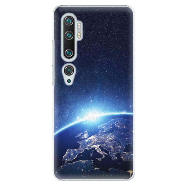 Plastové pouzdro iSaprio - Earth at Night - Xiaomi Mi Note 10 / Note 10 Pro