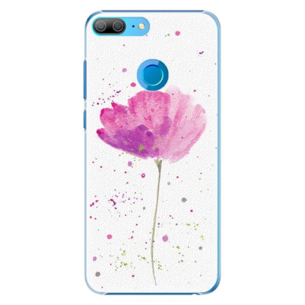 Plastové pouzdro iSaprio - Poppies - Huawei Honor 9 Lite