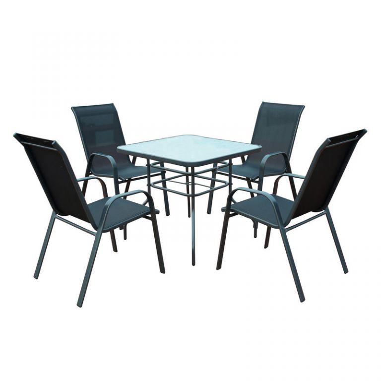 Set zahradního nábytku - Santora