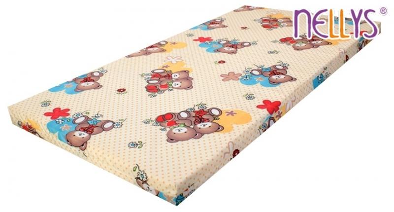 Danpol Pěnová (molitanová) matrace 120 x 60 cm