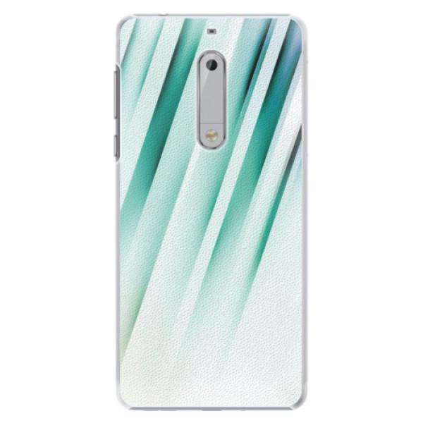 Plastové pouzdro iSaprio - Stripes of Glass - Nokia 5