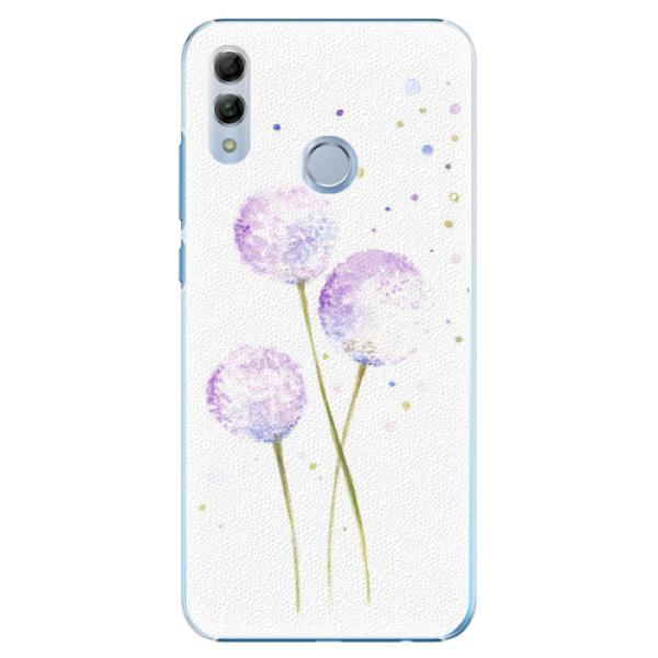 Plastové pouzdro iSaprio - Dandelion - Huawei Honor 10 Lite