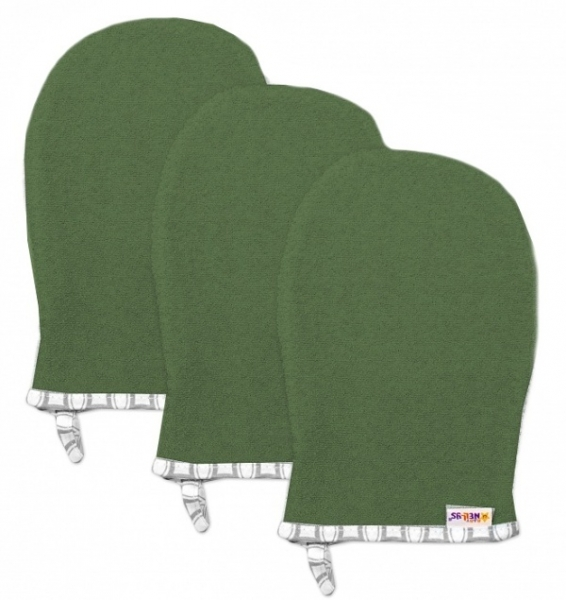 baby-nellys-zinka-frote-sada-3ks-tm-zelena
