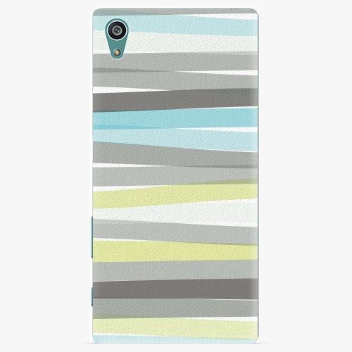Plastový kryt iSaprio - Stripes - Sony Xperia Z5