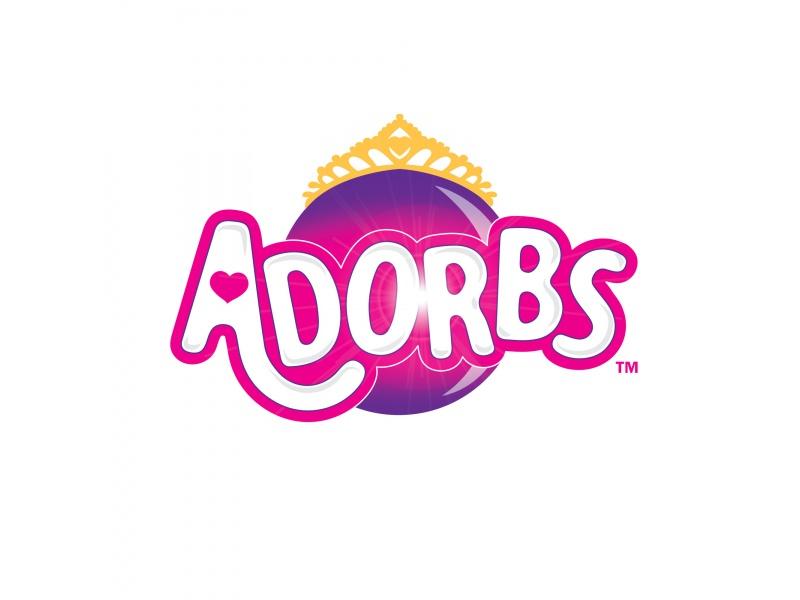 Adorbs - Šatičky růžové
