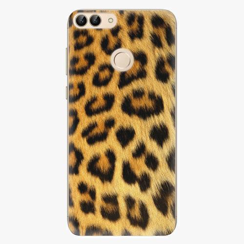 Silikonové pouzdro iSaprio - Jaguar Skin - Huawei P Smart