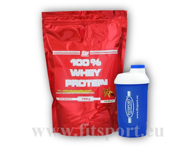 100% Whey Protein 750g + šejkr
