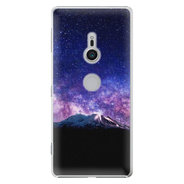 Plastové pouzdro iSaprio - Milky Way - Sony Xperia XZ2