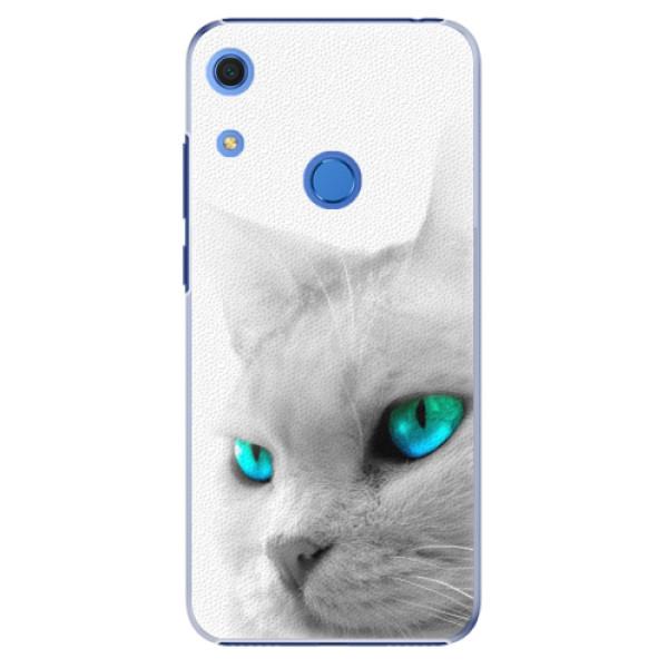 Plastové pouzdro iSaprio - Cats Eyes - Huawei Y6s