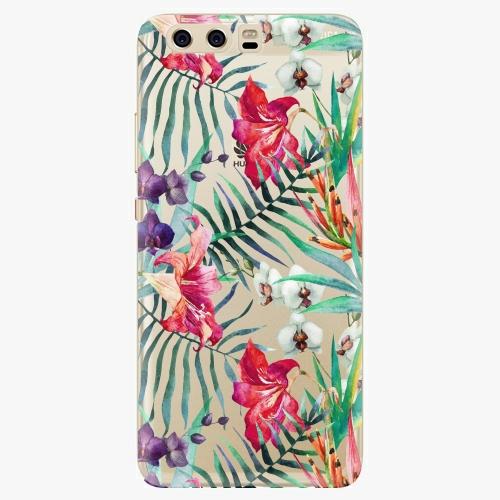 Plastový kryt iSaprio - Flower Pattern 03 - Huawei P10
