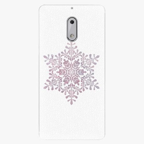 Plastový kryt iSaprio - Snow Flake - Nokia 6