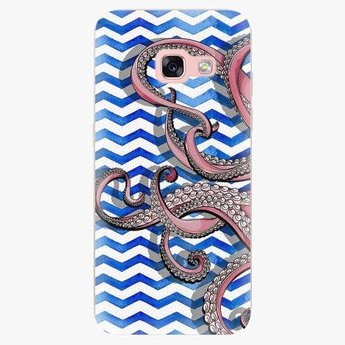 Plastový kryt iSaprio - Octopus - Samsung Galaxy A3 2017