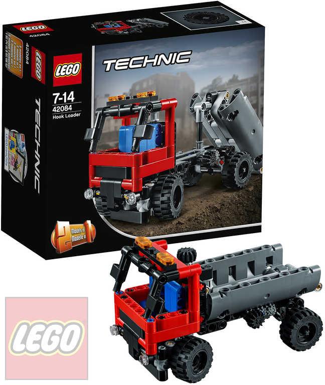LEGO TECHNIC Hákový nakladač 42084