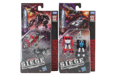 Transformers Generations WFC MICROM ER