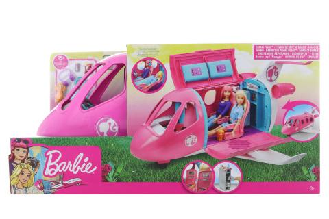 Barbie Letadlo snů GDG76 TV 1.10.-31.12.2019