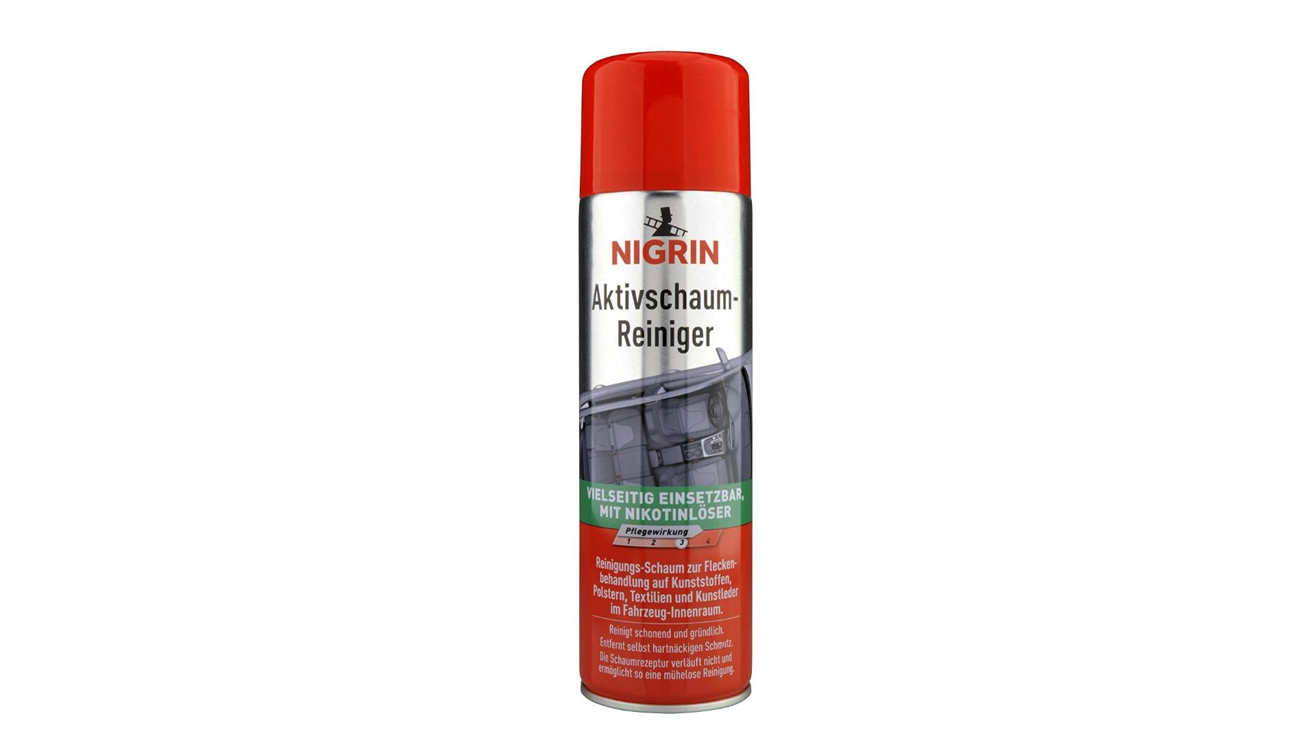 NIGRIN Active foam for cleaning 500ml