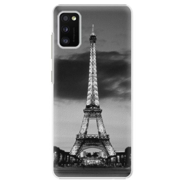 Plastové pouzdro iSaprio - Midnight in Paris - Samsung Galaxy A41