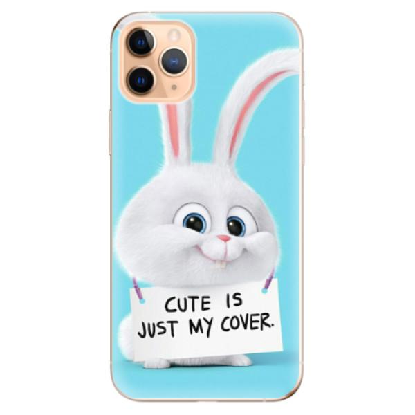 Odolné silikonové pouzdro iSaprio - My Cover - iPhone 11 Pro Max