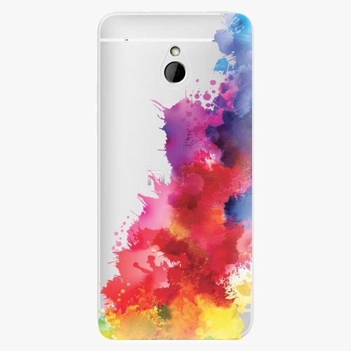 Plastový kryt iSaprio - Color Splash 01 - HTC One Mini