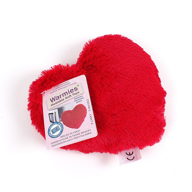 Warmies - Hřejivé srdce