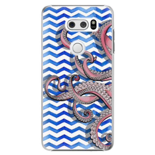 Plastové pouzdro iSaprio - Octopus - LG V30