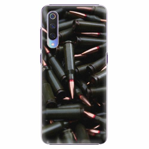 Plastový kryt iSaprio - Black Bullet - Xiaomi Mi 9