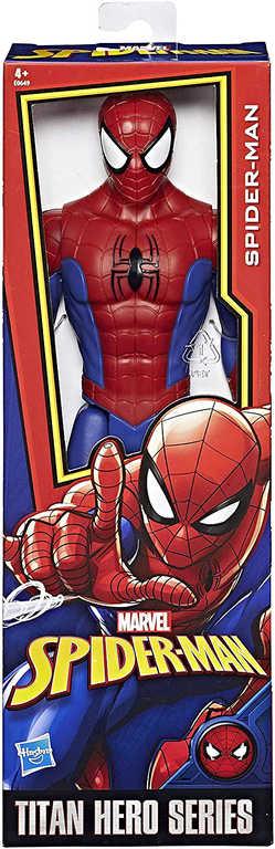 HASBRO Spiderman Titan Hero Power figurka akční plastová 29cm v krabičce