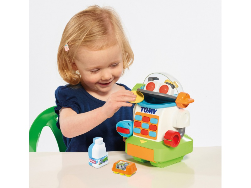 TOOMIES - Interaktivní robot Pokladník