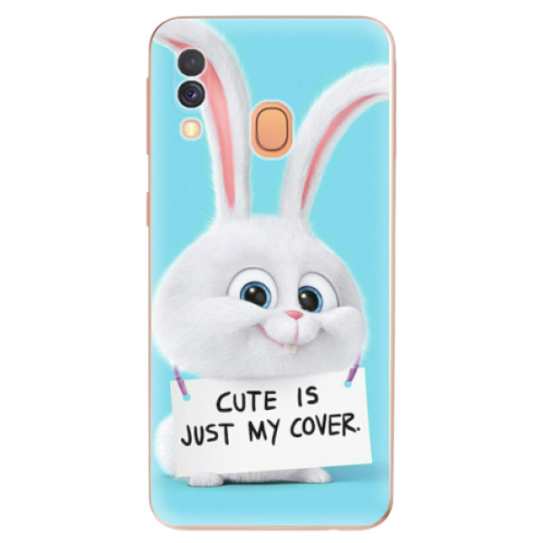 Odolné silikonové pouzdro iSaprio - My Cover - Samsung Galaxy A40