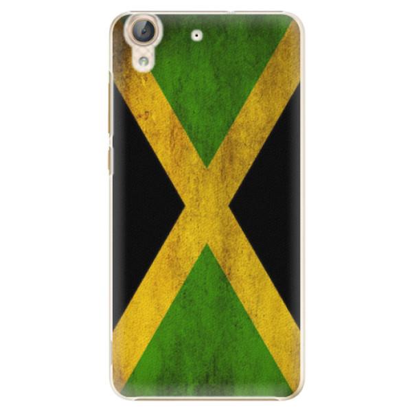 Plastové pouzdro iSaprio - Flag of Jamaica - Huawei Y6 II