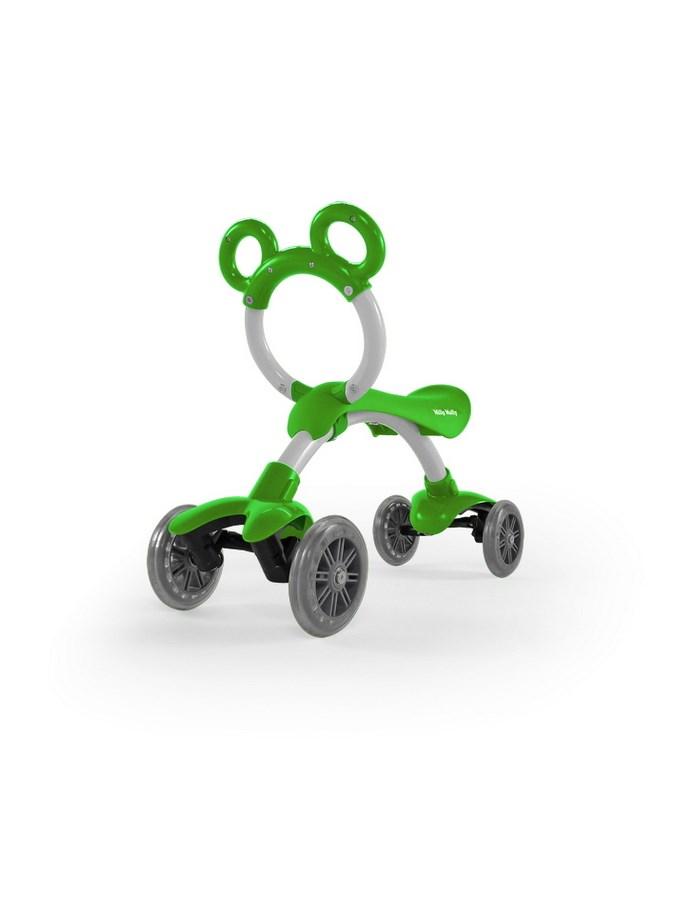 Dětské odrážedlo Milly Mally Orion Flash - green - zelená