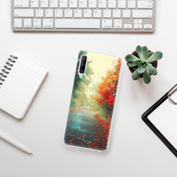 Odolné silikonové pouzdro iSaprio - Autumn 03 - Huawei P Smart Pro