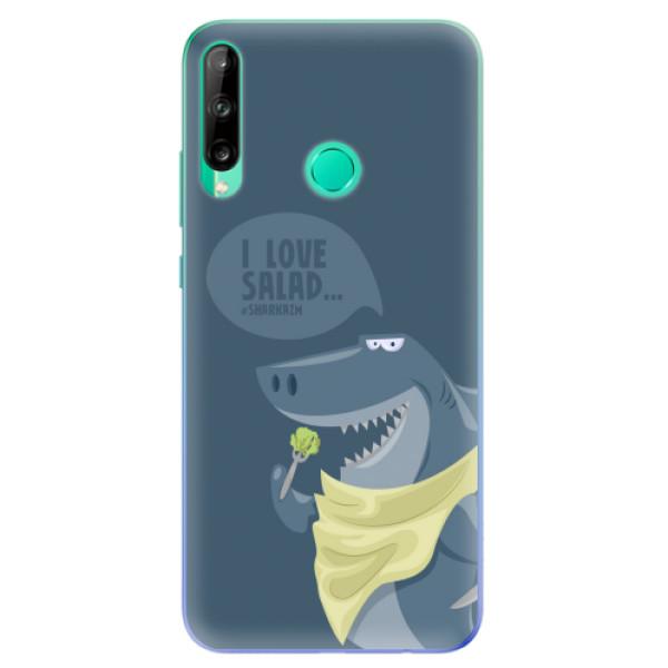 Odolné silikonové pouzdro iSaprio - Love Salad - Huawei P40 Lite E