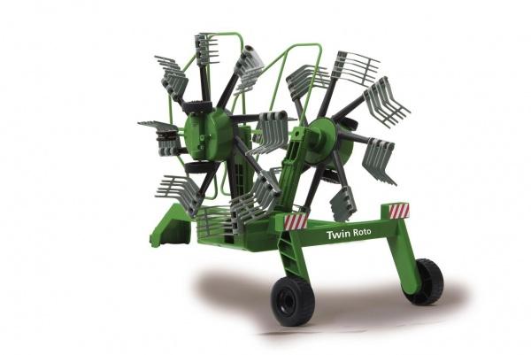 Obraceč sena 1:16 dálkově ovládaný k traktoru