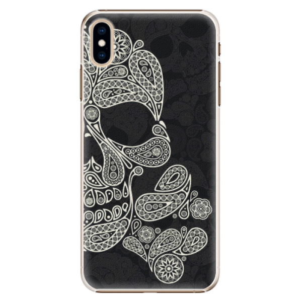Plastové pouzdro iSaprio - Mayan Skull - iPhone XS Max